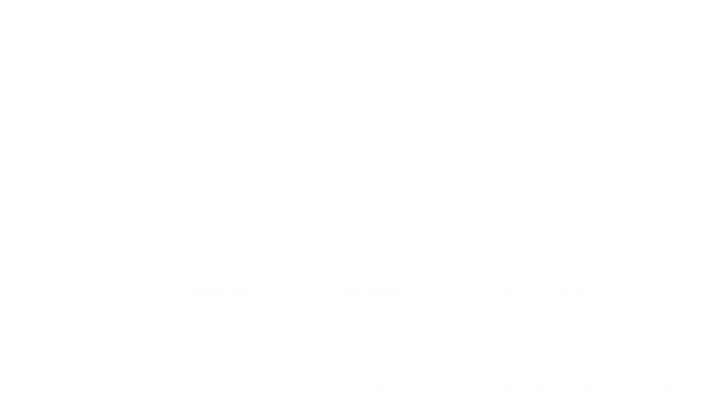 The Wrap Design Logo
